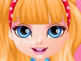 Малышка Барби: Подготовка к Валентинову Деню