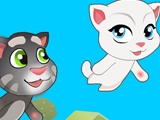 Игра Flappy Talking Tom
