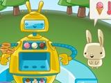 Робот-Продавец Мороженного
