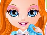Baby Barbie в Магазине Пирожного