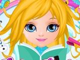 Малышка Барби и Прическа в Стиле Frozen