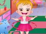 Малыша Хейзел в детском садике