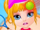 Спортивная травма Малышки Барби