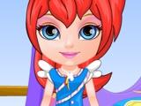Игра Малышка Барби и костюмы My Little Pony