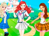 Принцессы-студентки