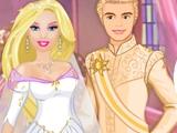 Свадьба в стиле Дисней у Барби