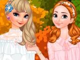 Осеннее путешествие Анны и Эльзы