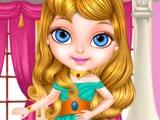 Малышка Барби: диснеевская мода