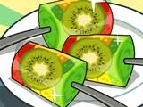 Вкусный фруктовый лед