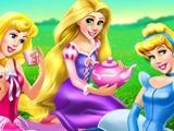 Пикник диснеевских принцесс