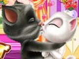 Игра Любовный поцелуй Тома