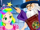 Побег Принцессы Джульетты из ледяного замка