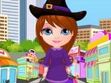 Хеллоуинский шоппинг Малышки Барби