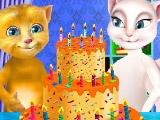 Торт на день рождения Рыжика
