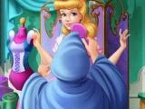 Игра Бальное платье для Золушки