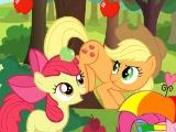 Яблоки Эпплджек