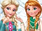 Зимние тренды Эльзы и Анны