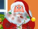 Испачканный Санта