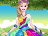 Цветочная фея Барби