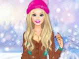 Блестящий зимний тренд с Барби