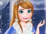Снежный бал диснеевских принцесс