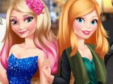 Свидания вслепую с Барби и Эльзой