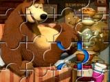 Маша и Медведь: пазл