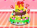Соревнование тортов с Анной