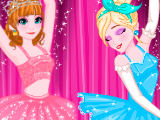 Кастинг Эльзы и Анны на балет 2
