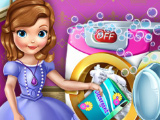 День стирки принцессы Софии