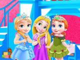 Комната маленьких принцесс