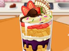 Зависимость от сладкого: английский Трайфл