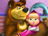 Маша и Медведь: кошмар игрушек