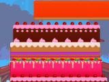 Наслаивание торта