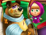 Маша и раненый Медведь
