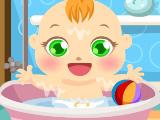Игра Забота о новорожденном малыше