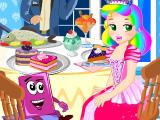 Принцесса Джульетта: побег из ресторана