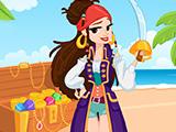 История девушки-пирата Карибских Морей