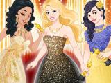 Барби и принцессы на Оскаре