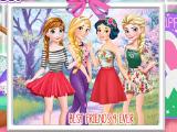 Пасха с принцессами Диснея