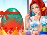 Подготовка к пасха с принцессами