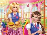 Поиск предметов с школьницей-Барби