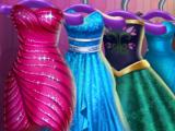 Уборка гардероба Эльзы