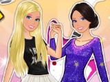 Барби рок против поп-звезды