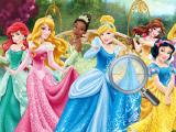 Веселье принцесс Диснея в замке