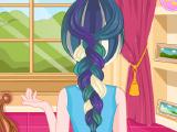 Волосы в стиле «Деним»