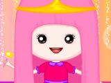 Малыши Принцессы Жвачки и Огненной Принцессы