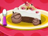 Готовим шоколадно-ореховый торт