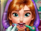 Анна идет к дантисту