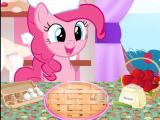Яблочный пирог с Пинки Пай